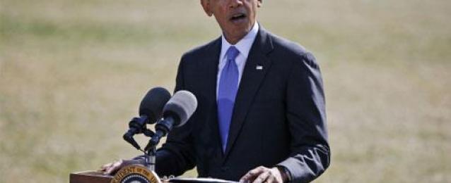 أوباما: لن أسمح للمتشددين بإقامة خلافة إسلامية بالعراق وسوريا.. ولابد من وجود شركاء لملء الفراغ