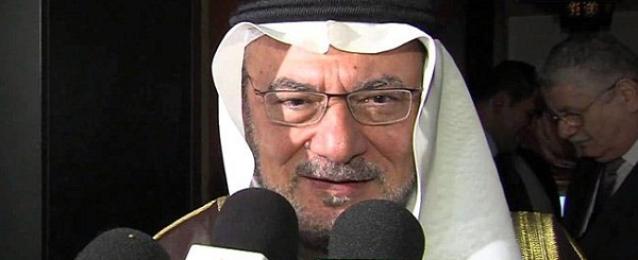 أياد مدنى يلتقى السيسى غدا لبحث الأوضاع فى الشرق الأوسط