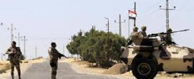 """اجراءات أمنية مشددة لقوات الشرطة والجيش علي مداخل القاهرة تحسبا لتظاهرات """"الإخوان"""""""