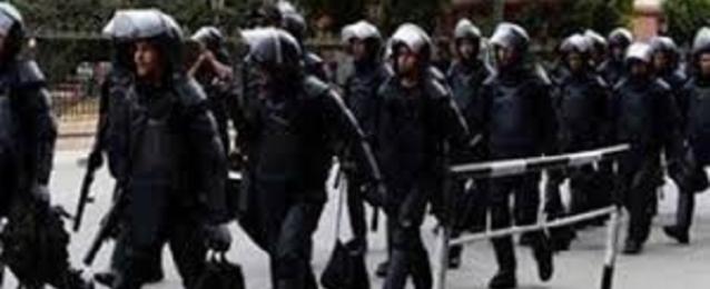 استنفار أمني حول أقسام الشرطة والمنشآت الحيوية بالقليوبية