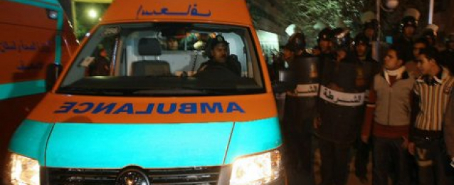استشهاد ضابط و4 مجندين فى حادث بورتو مارينا