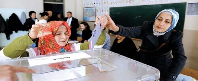 بدء التصويت في الانتخابات الرئاسية بتركيا