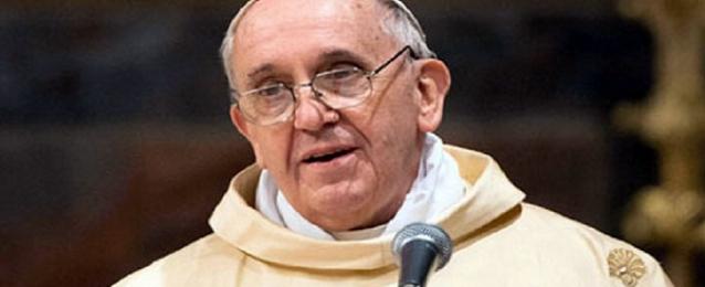 بابا الفاتيكان يدعو المجتمع الدولي لوقف الجرائم ضد الأقليات الدينية بالعراق