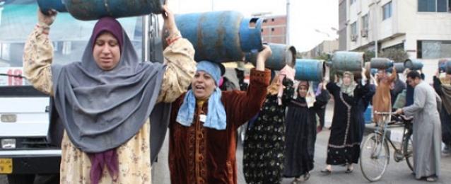 البترول تنفى إلغاء الدعم على أنابيب البوتاجاز المنزلي والتجارى