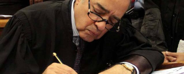 محامي مبارك للمحكمة: ما حدث منذ 25 يناير وحتى 30 يونيو مؤامرة كبرى استهدفت تدمير مصر