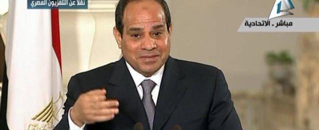 السيسي: الليبيون أحرار في تأسيس دولة خلافة إسلامية من عدمه.. ولكن هل الشعب الليبي حر الآن؟