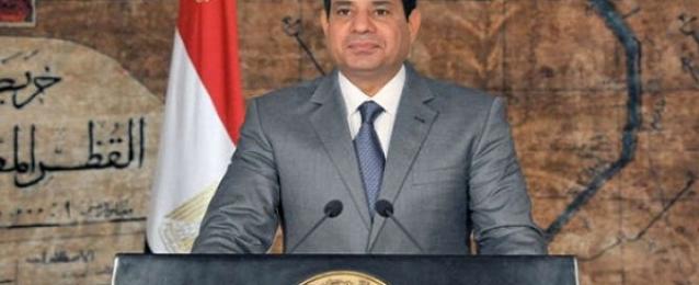 السيسي يبحث مع نبيل العربي الاوضاع في غزة وليبيا وسوريا