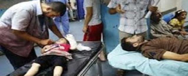 الصحة بغزة:ارتفاع حصيلة ضحايا العدوان الاسرائيلي ل` 2090 شهيدا و10500 جريح