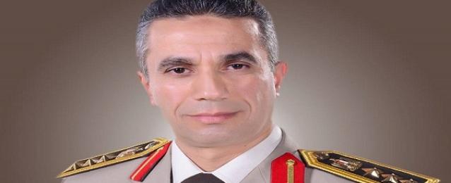 المتحدث العسكري: مقتل 9 إرهابيين والقبض على 15 وتدمير فتحة نفق بسيناء