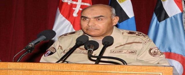 وزير الدفاع: نعمل بأقصي درجات الاستعداد القتالي لحماية حدود الدولة
