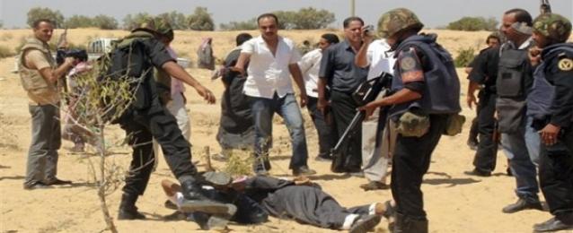 """مصدر أمني: القبض على عنصرين من """"كتائب الفرقان"""" بشمال سيناء"""