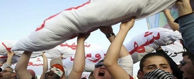المرصدالسورى:حصيلة قتلى أمس بلغت 53 شخصا