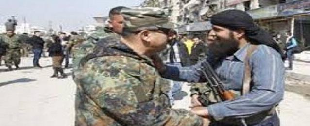 المرصد السوري : التوصل إلى إتفاق مصالحة بين النظام والمعارضة بريف دمشق