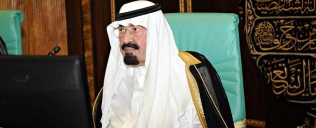 الديوان الملكي السعودي: الملك عبد الله يعالج من التهاب رئوي وحالته مستقرة