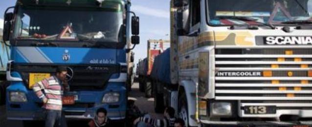 الداخلية تمنع سيارات النقل الثقيل من السير بشوارع القاهرة.. وتعلن أماكن الأكمنة على مداخل المحافظة