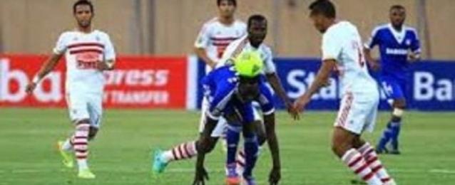 الهلال يفوز على الزمالك 2 / 1 في دوري أبطال إفريقيا لكرة القدم