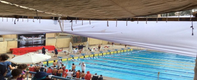 بدء فعاليات اليوم الثاني من بطولة القاهرة الصيفية للسباحة القصيرة