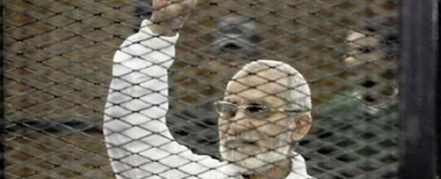 تأجيل محاكمة بديع و190 آخرين بقضية اقتحام قسم العرب ببورسعيد لـ25 أكتوبر
