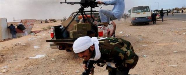 مقتل وإصابة 43 من القوات الخاصة وقوات حفتر في بنغازي