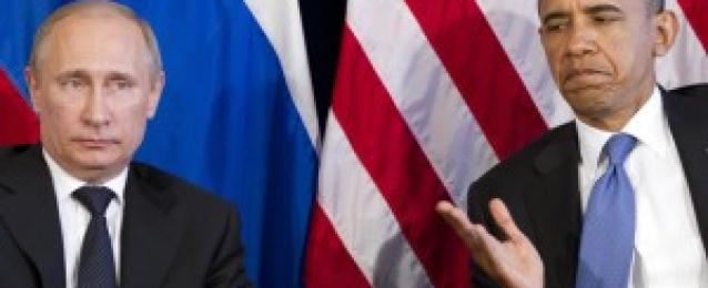 بوتين لأوباما: فرض «واشنطن» عقوبات جديدة على روسيا يهدد علاقات الدولتين