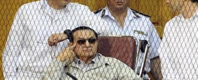 """تأجيل محاكمة """"مبارك"""" و نجليه والعادلى في قضية القرن لجلسة الغد"""