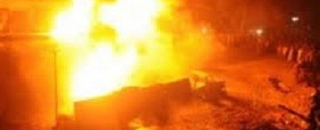 تعرض عدد من أحياء طرابلس لسقوط قذائف صاروخية