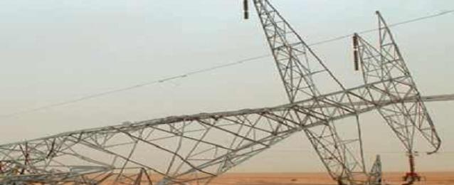 تفجير محول كهرباء بعبوة ناسفة في الشرقية.. وإشعال النار بآخر في المنيا