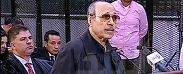 العادلي : مبارك لم يصدر أي تكليف بقتل المتظاهرين أو الاعتداء عليهم أثناء ثورة يناير