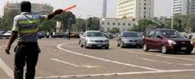 سيولة مرورية بشوارع القاهرة والجيزة وسط تزايد للحملات الامنية