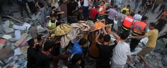 5 شهداء و31 جريحا حصيلة ضحايا القصف الإسرائيلي على غزة اليوم