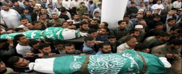 شهيدان في بداية اليوم الـ 49 للعدوان الإسرائيلي على غزة
