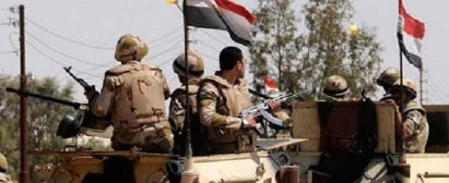 ضبط أحد العناصر التكفيرية والإرهابية المحرضة على تنظيم المظاهرات بالعريش