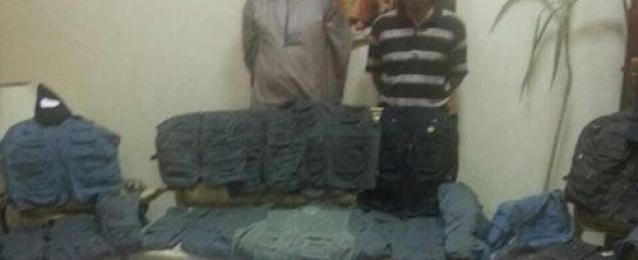 الداخلية: ضبط متهمين اثنين من كتائب حلوان بمنطقة عرب غنيم وبحوزتهما أسلحة