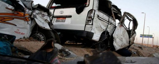 ضبط وإحضار سائقي ميكروباص تسببا فى مصرع 19 وإصابة 11 آخرين بالأقصر