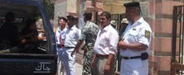 ضبط 144 مخالفة مرافق و91 هاربًا من أحكام قضائية بنجع حمادي