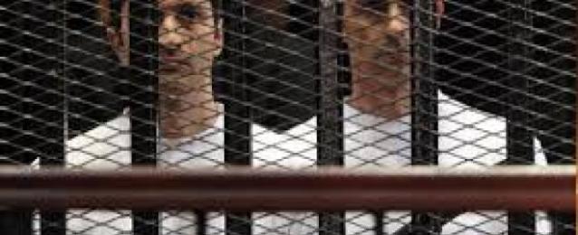 """رفض تظلم نجلي مبارك على قرار كفالتهما مليون جنيه فى قضية """"الكسب"""""""