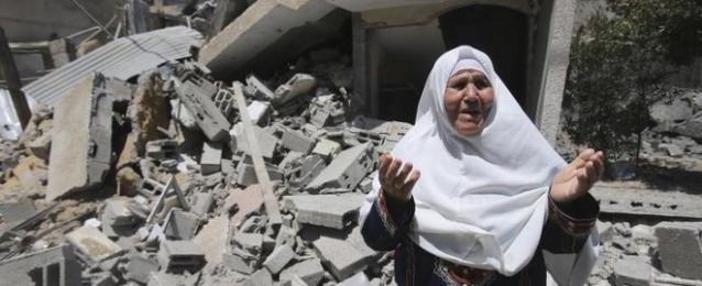 صاروخ إسرائيلي يسفر عن استشهاد 7 ويصيب 8 آخرين من عائلة واحدة بغزة