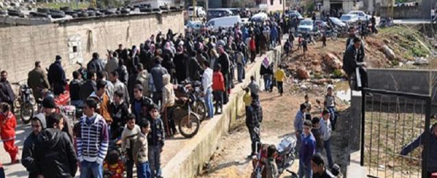 أوتشا: 460 ألف نازح فلسطيني في قطاع غزة
