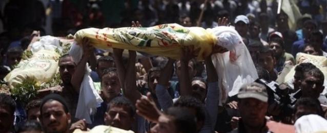 ارتفاع حصلية ضحايا الغارة الإسرائيلية على غزة إلى 7 شهداء