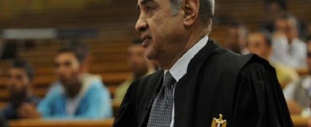 ننشر نص مرافعة فريد الديب  عن مبارك في محاكمة القرن
