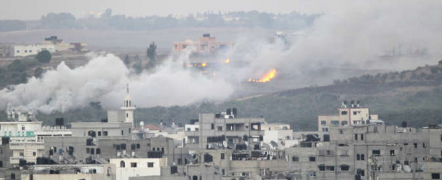 برعاية مصر: اتفاق لوقف اطلاق النار بين فلسطين وإسرائيل بدءا من 7 مساء