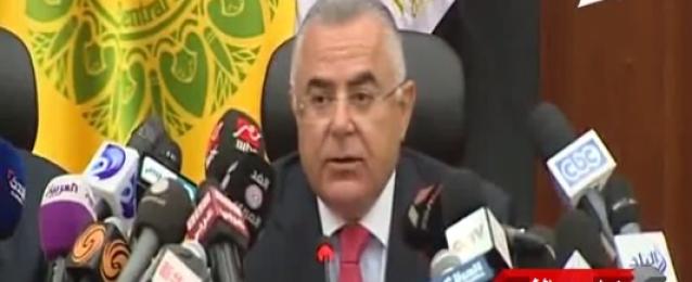 شاهد المؤتمر الصحفي لرئيس البنك المركزي حول  شهادات استثمار مشروع قناة السويس الجديد
