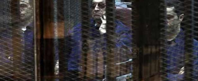 اليوم..استئناف جلسات محاكمة مبارك والعادلى فى قضية قتل المتظاهرين