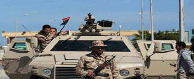 متحدث القوات الخاصة ببنغازي: نتقدم إلى مفترق الكتيبة 21 صاعقة