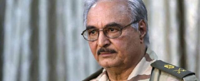 """متحدث عملية """"كرامة ليبيا"""" ينفي مغادرة """"حفتر"""" إلى مصر"""