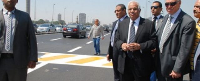 محافظ القاهرة : نعمل علي تنفيذ الخطة الموضوعة لإخلاء القاهرة من الباعة الجائلين