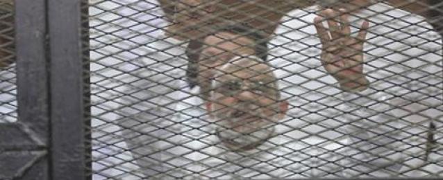 """جنايات الجيزة تستكمل محاكمة بديع و50 من قيادات الجماعة بقضية """"غرفة عمليات رابعة"""""""