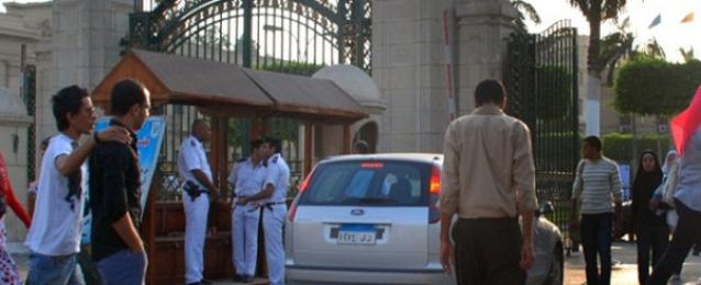 محكمة الأمور المستعجلة تقضى بتأييد حكم عودة الحرس الجامعى