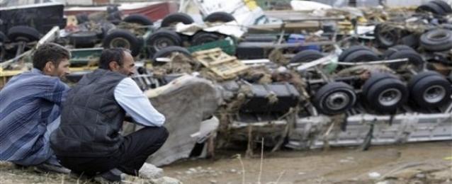 مقتل وإصابة 13 مواطن في فيضان بتركيا