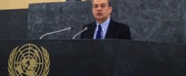 مندوب مصر بالأمم المتحدة :وعد بلفور تجاهل انشاء وطن قومى للفلسطينيين